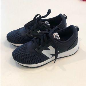 Little boys size 1 new balance sneakers NWOT